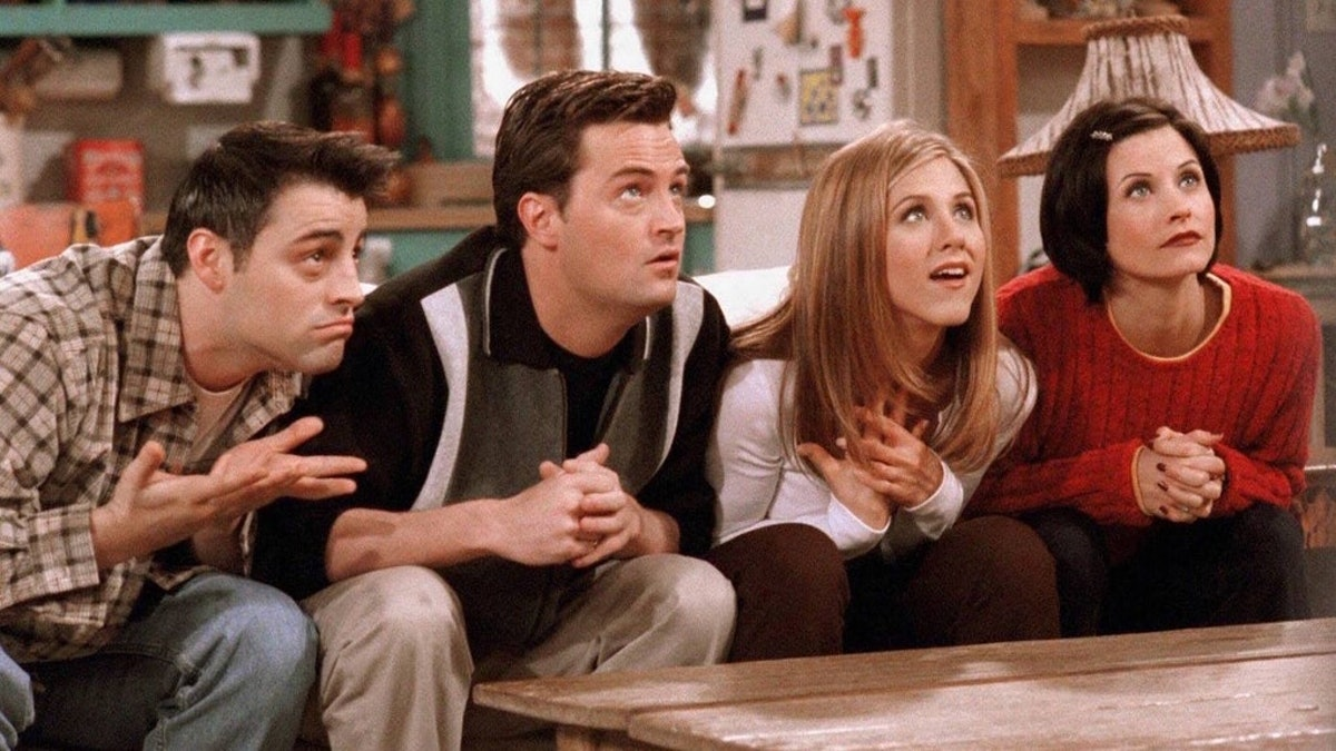 Friends will be available to stream on HBO Max in May 2020