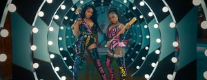 """Megan Thee Stallion and Normani release the music video for """"Diamonds"""" for the Birds of Prey Soundtrack"""