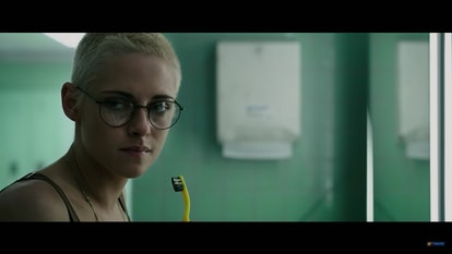 Kristen Stewart shaved her head for 'Underwater' for two reasons.