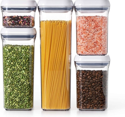 OXO POP Containers (5-Piece Set)