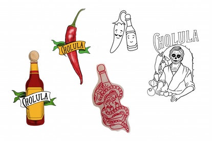This Cholula Ink Contest means you'll need to get a Cholula tattoo to be enetered to win a lifetime ...