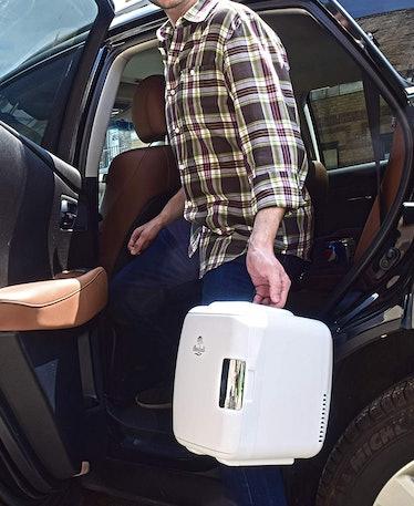 Cooluli Portable Mini Fridge