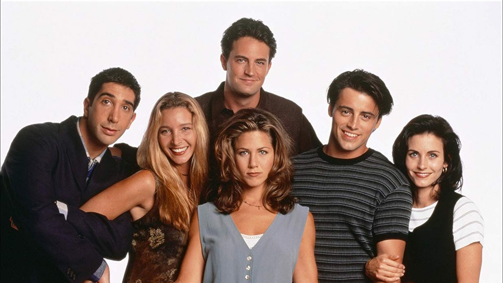 Here's How To Get The 'Friends' Instagram Filter To Reveal Which Character You Are