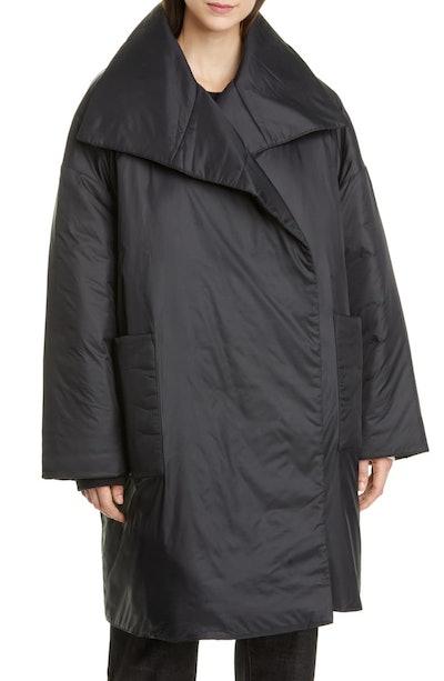Recycled Nylon Coat