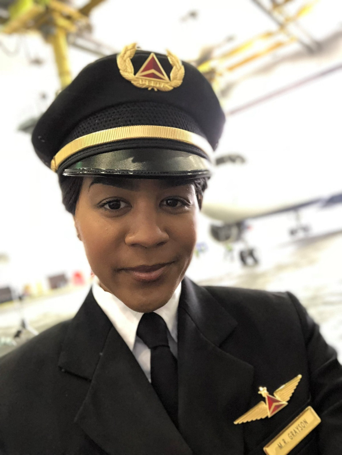 Grayson has been working as a pilot for nearly nine years.