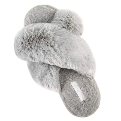Halluci Fleece Slippers