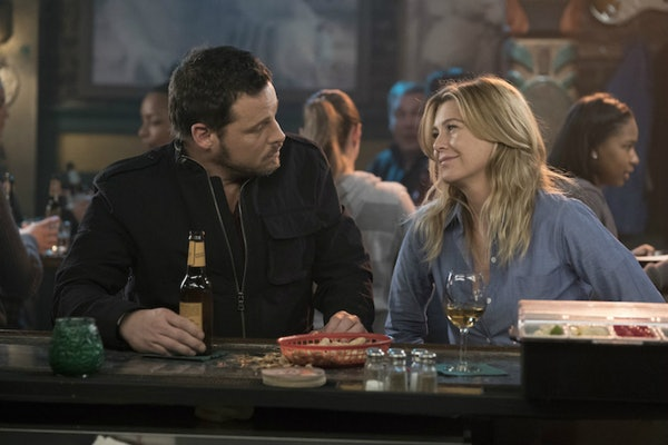 Ellen Pompeo's Reaction To Justin Chambers Leaving 'Grey's Anatomy' is proof that she's just as sad as everyone else is.