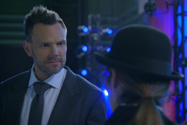 Joel McHale in 'Medical Police' Season 1