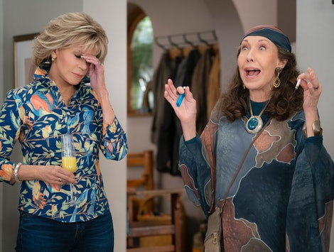 Grace and Frankie Season 7 will be its last.