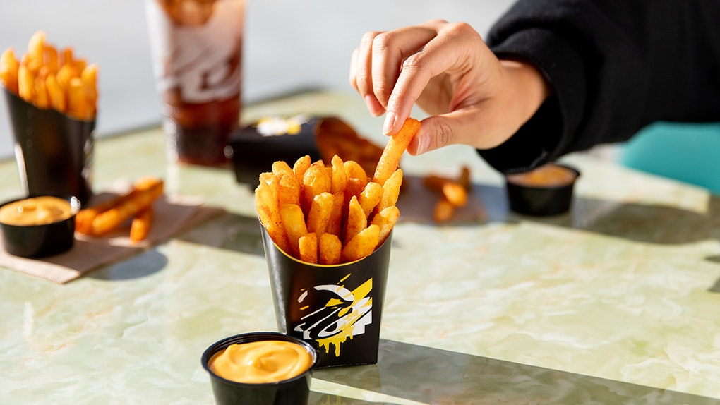 Taco Bell's Nacho Fries are returning in an all-new flavor.