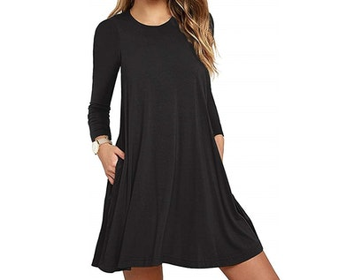 Unbranded* Loose T-Shirt Dress