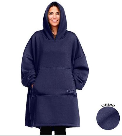 THE COMFY | The Original Oversized Sherpa Blanket Sweatshirt