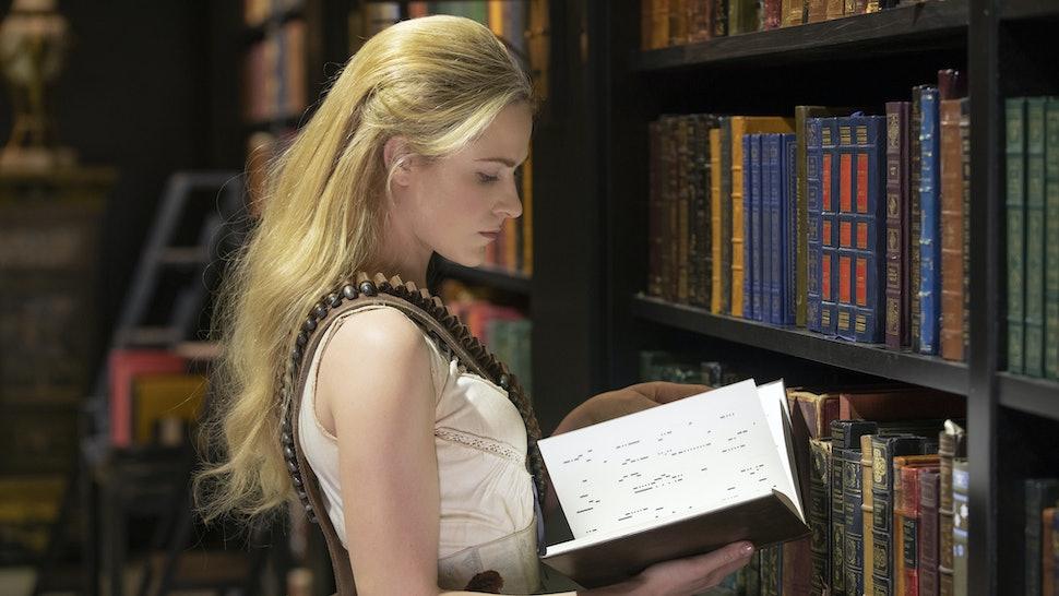 Evan Rachel Wood 'Westworld'
