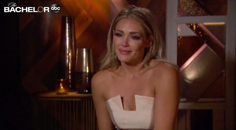 Kelsey upset about her 'Bachelor' drama with Hannah Ann.