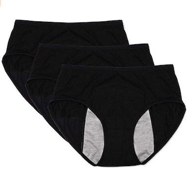 Funcy Menstrual Panties (3-Pack)