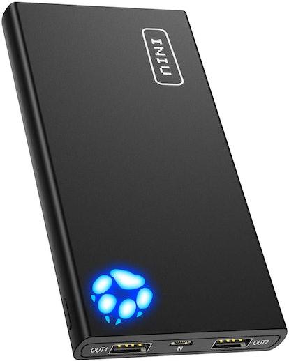 INIU Portable Charger, 10000mAh Power Bank