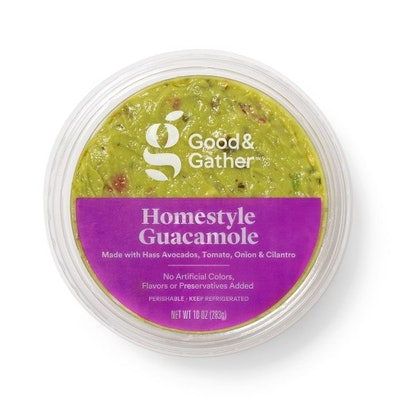 Good & Gather Homestyle Guacamole