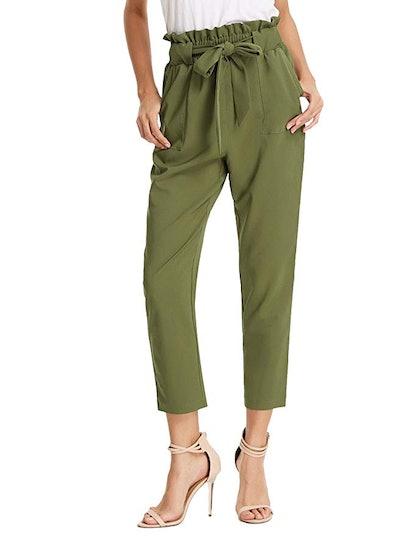 GRACE KARIN Women's Waist Pants