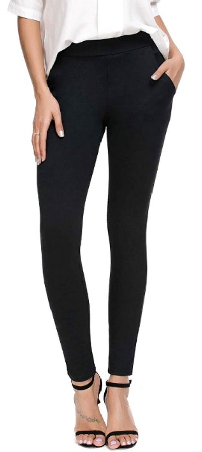 Bamans Women's Skinny Pants Leggings