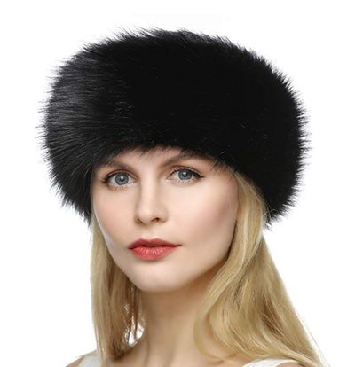 Dikoaina Faux FurFaux Headband