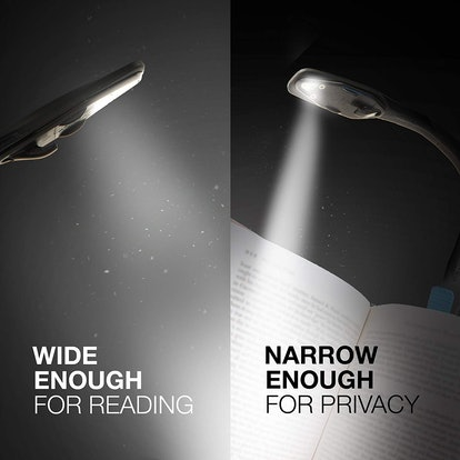 Energizer Clip on Book Light for Reading in Bed