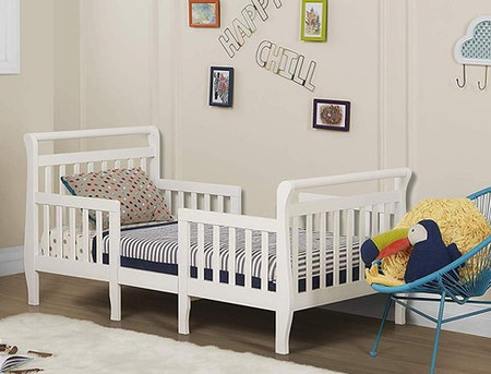 Dream On Me Emma Convertible Toddler Bed