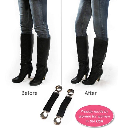 The Original Boot Clips by Boottique