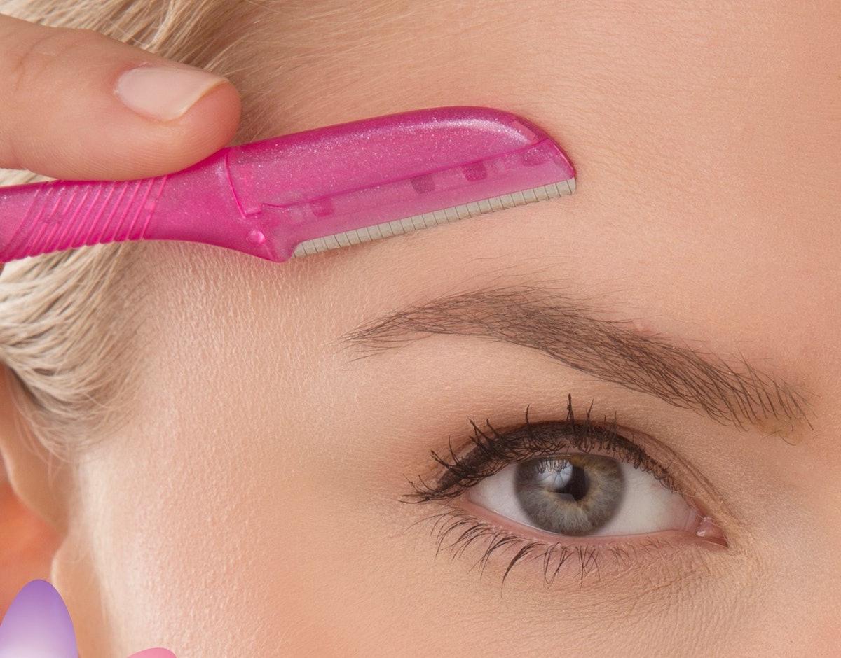 Schick Exfoliating Eyebrow Razor (3-Pack)