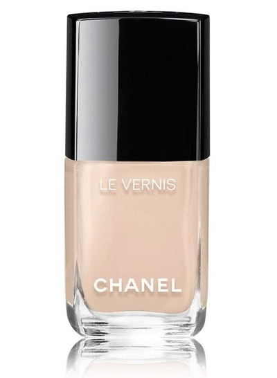 Le Vernis Longwear Nail Color in 548 Blanc White