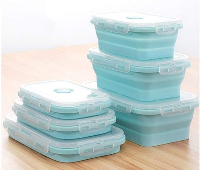 SaraCloth Collapsible Food Storage Container