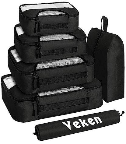 Veken Packing Cubes (6-Pack)
