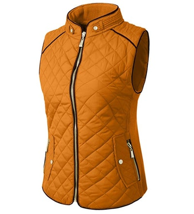 NE PEOPLE Lightweight Quilted Vest