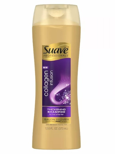 Suave Female Suave Professionals Collagen Shampoo