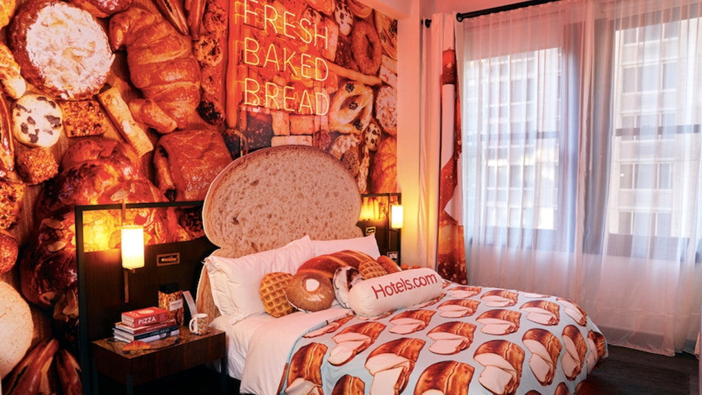 Hotels.com\'s Bread & Breakfast In New York\'s Refinery Hotel ...
