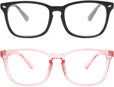 Livho Blue Light Blocking Glasses (2-Pack)