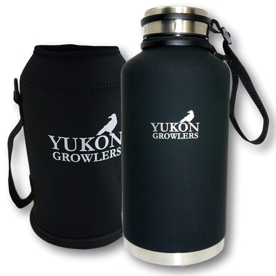 Yukon Growlers Insulated Beer Growler (64 Oz)