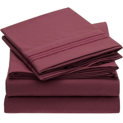 Mellanni Brushed Microfiber Sheets