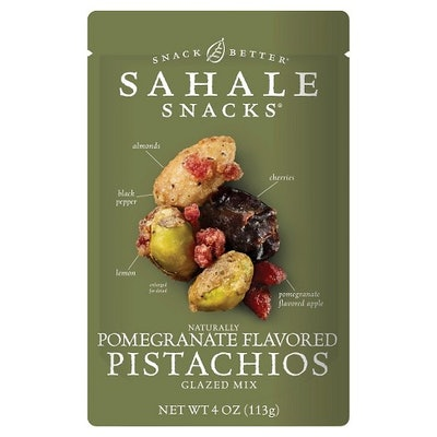 Sahale Snacks Pomegranate Flavored Pistachios
