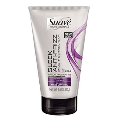 Suave Professionals Anti-Frizz Cream, Sleek