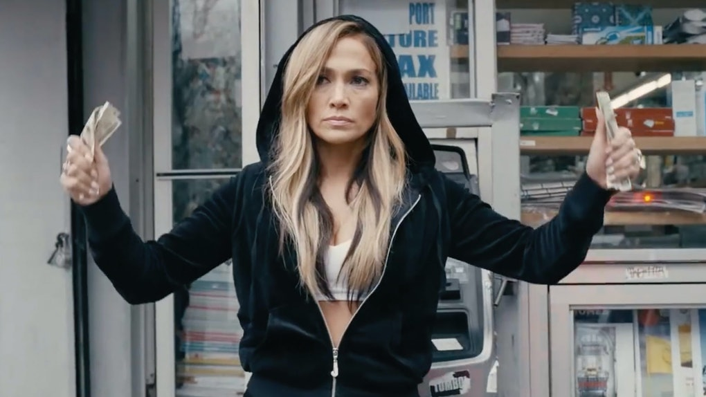 Jennifer Lopez was snubbed during Oscar nominations for her role in 'Hustlers.'