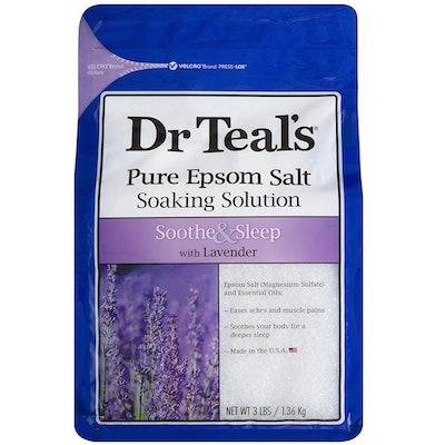 Dr Teal's Epsom Salt Soaking Solution, Lavender