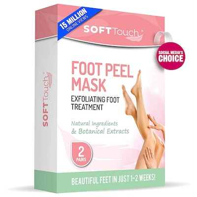 Soft Touch Foot Peel Mask