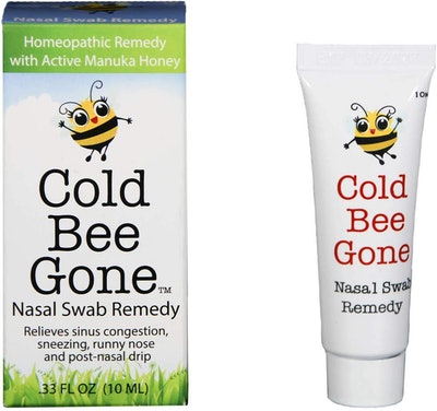 Cold Bee Gone Nasal Swab