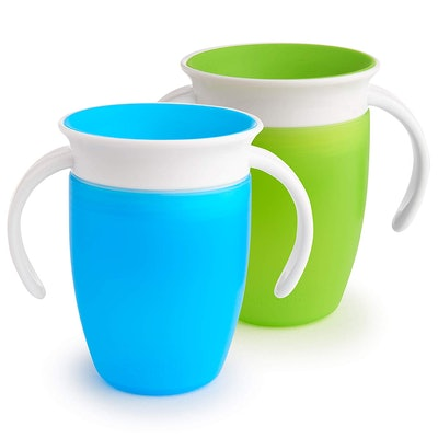 Munchkin Miracle 360 Trainer Cup (7 Oz., 2-Pack)