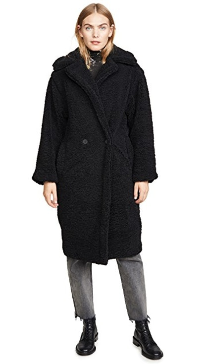Daryna Faux Fur Coat