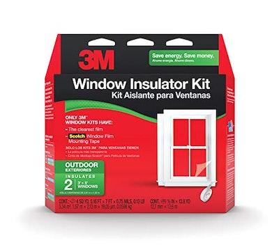 3M Outdoor Window Insulator Kit