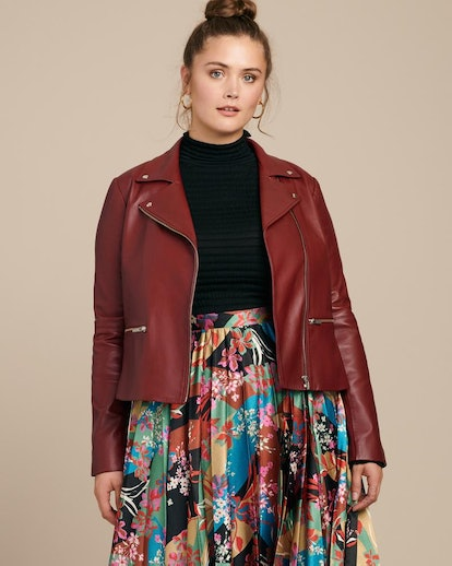 Dallas Classic Smooth Leather Jacket
