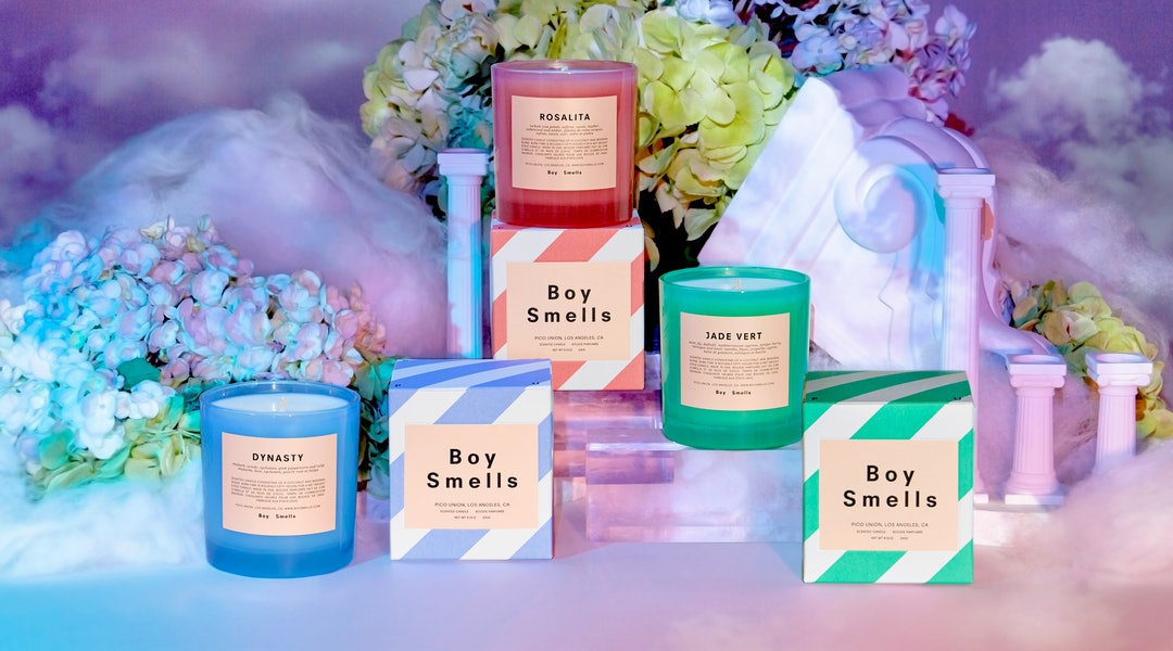 Boy Smells' new Love Collection
