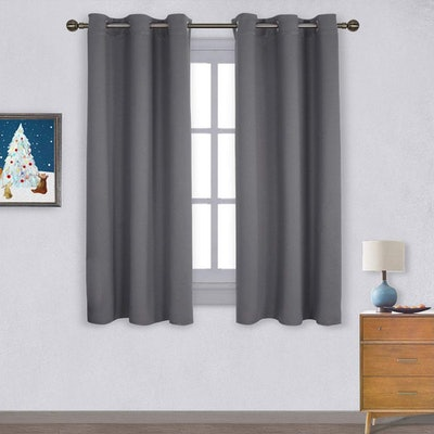 NICETOWN Thermal Insulated Grommet Blackout Curtains