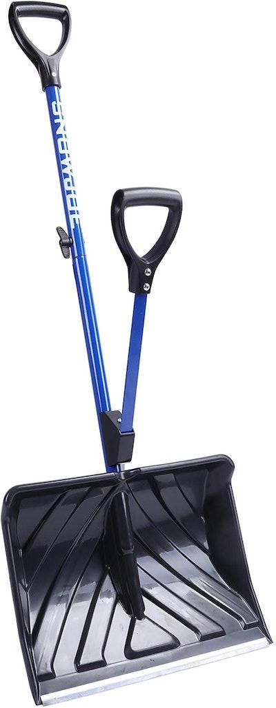 Snow Joe Strain-Reducing Snow Shovel